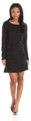 Everly Women's Long Sleeve Knit Dress $21.58 thestylecure.com