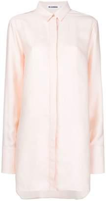 Jil Sander long length shirt