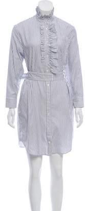 Burberry Long Sleeve Knee-Length Dress w/ Tags