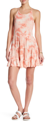 Mimi Chica Tie-Dye Racerback Cami Dress $52 thestylecure.com