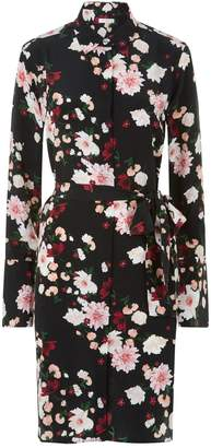 Equipment Clea Floral Dress