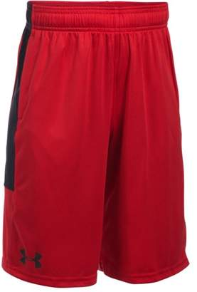 Under Armour Boys' UA Stunt Shorts