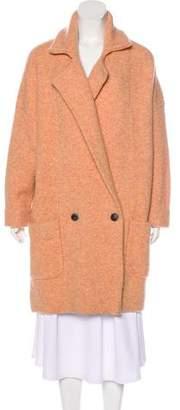 Soyer Wool Knee-Length Coat