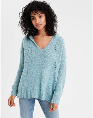 American Eagle AE Slouchy Pullover Hoodie