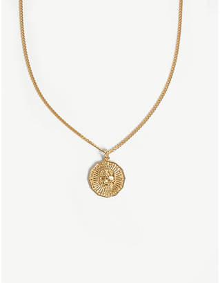 Emanuele Bicocchi Coin pendant necklace