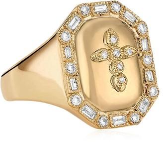 Stone Paris CELESTE SIGNET RING