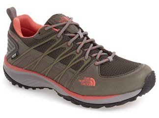 Women's The North Face 'Litewave Explore' Waterproof Hiking Shoe $109.95 thestylecure.com