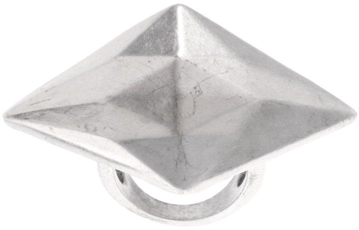 ASOS Oversized Metal Stud Ring