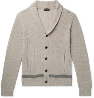 Club Monaco Slim-Fit Shawl-Collar Merino Wool Cardigan