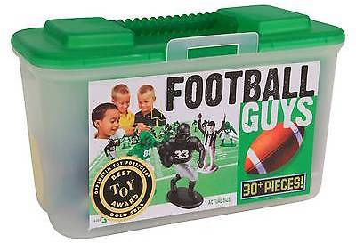 LEGO Kaskey Kids Football Guys Figure Set - Green versus Black