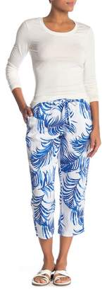 Tommy Bahama Fuller Fronds Easy Crop Pants