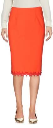 Paola Frani PF Knee length skirts - Item 35356775WX