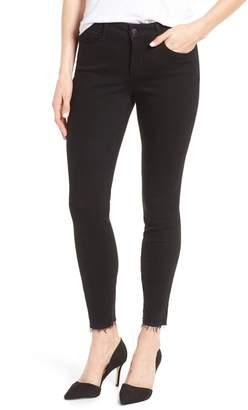 NYDJ Ami High Waist Release Hem Stretch Skinny Jeans