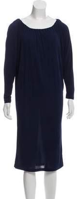Michael Kors Long Sleeve Knit Dress