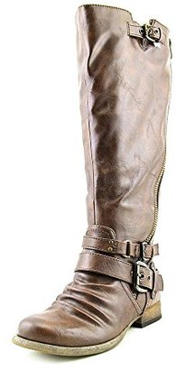 Carlos Santana Hanna 2 Faux Leather Fashion Knee-High Boots $110 thestylecure.com