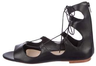 Loeffler Randall Dani Leather Sandals