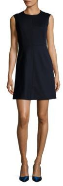 Diane von Furstenberg Sleeveless Shift Dress $398 thestylecure.com