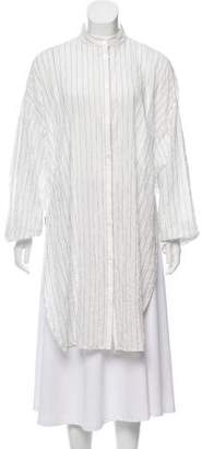 Raey Oversize Button-Up Tunic w/ Tags