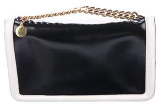 Stella McCartney Vegan Leather Crossbody Bag Black Vegan Leather Crossbody Bag