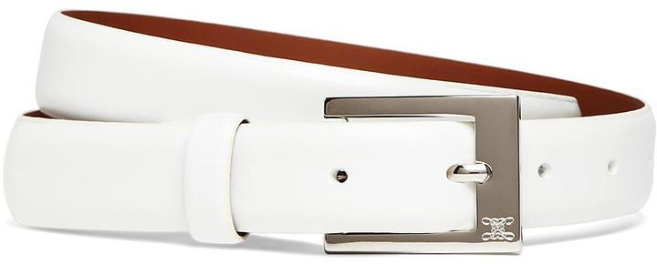 Calfskin Belt with Buckle