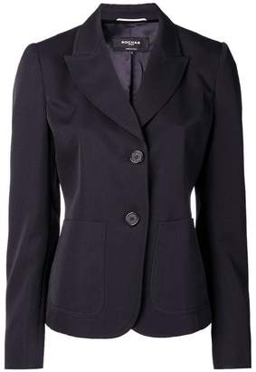 Rochas double button fitted blazer