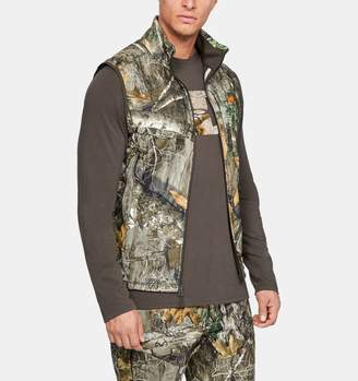 Under Armour Men's UA Zephyr Fleece Camo Vest