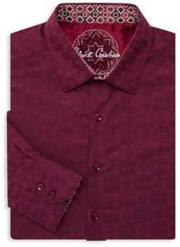 Robert Graham Cullen Cotton Dress Shirt