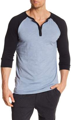 Unsimply Stitched 3/4 Length Sleeve Baseball Tee