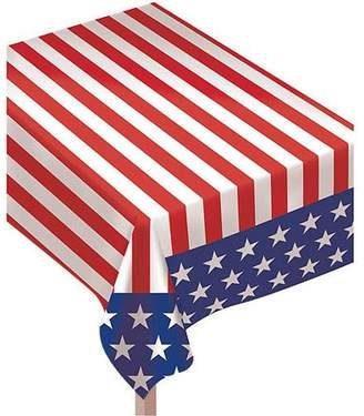 AMSCAN INC. American Pride Paper Table Covers
