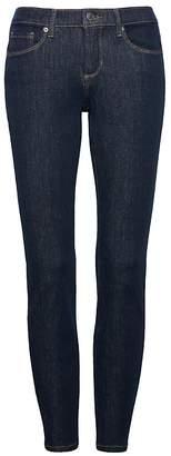 Banana Republic Petite Skinny Zero Gravity Stay Blue Ankle Jean