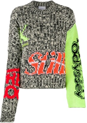 Calvin Klein Jeans Est. 1978 Still knit jumper