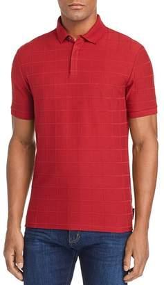 Emporio Armani Jersey Polo Shirt