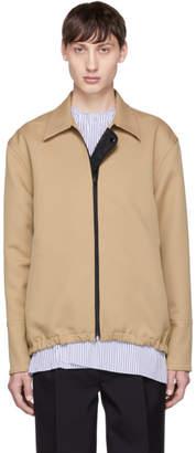 Marni Tan Collared Jacket