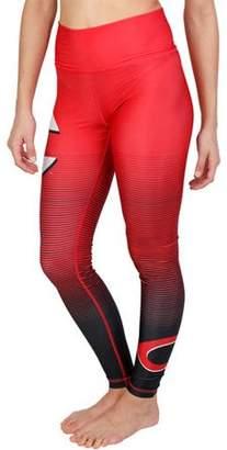 MLB Cincinnati Reds Fringe Ladies' Sublimated Legging