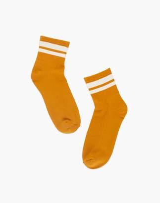 Madewell Tailored Union Jouer Crew Socks