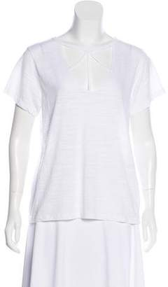 LnA Jersey Short Sleeve Top