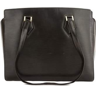084f4f425f26d Louis Vuitton Noir Epi Leather Duplex Bag (3881019)