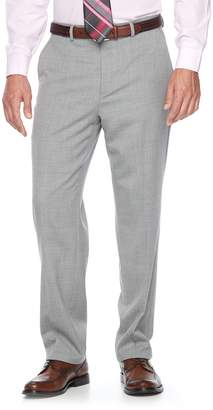 Chaps Big & Tall Performance Series Classic-Fit Stretch Suit Pants