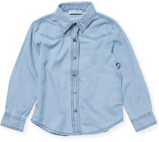 Stella McCartney Solid Shirt
