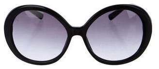 Chanel Round Perle Sunglasses