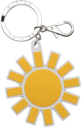 Hunter Sun Keyring Yellow/Grey