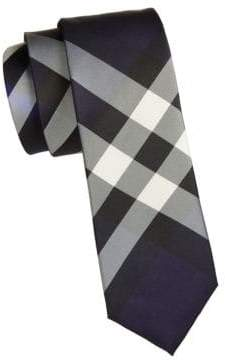 Burberry Exploded Check Tie