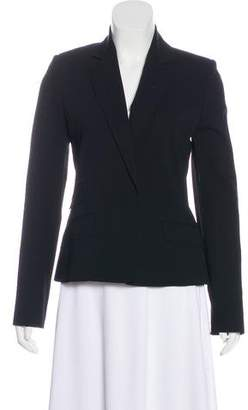 Christian Dior Structured Wool-Blend Blazer