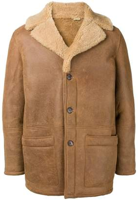 Levi's Made & Crafted shearling coat