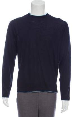Malo Cashmere & Silk-Blend Sweater