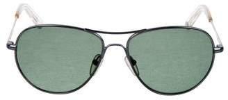 Garrett Leight Speedway Aviator Sunglasses
