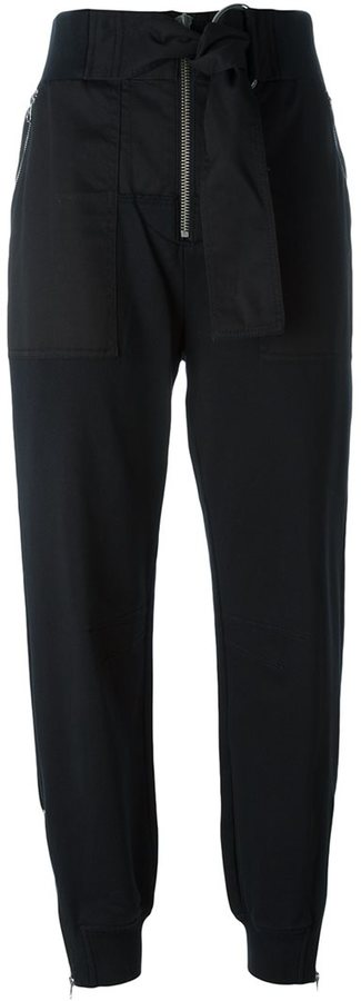 3.1 Phillip Lim 3.1 Phillip Lim cropped tapered trousers