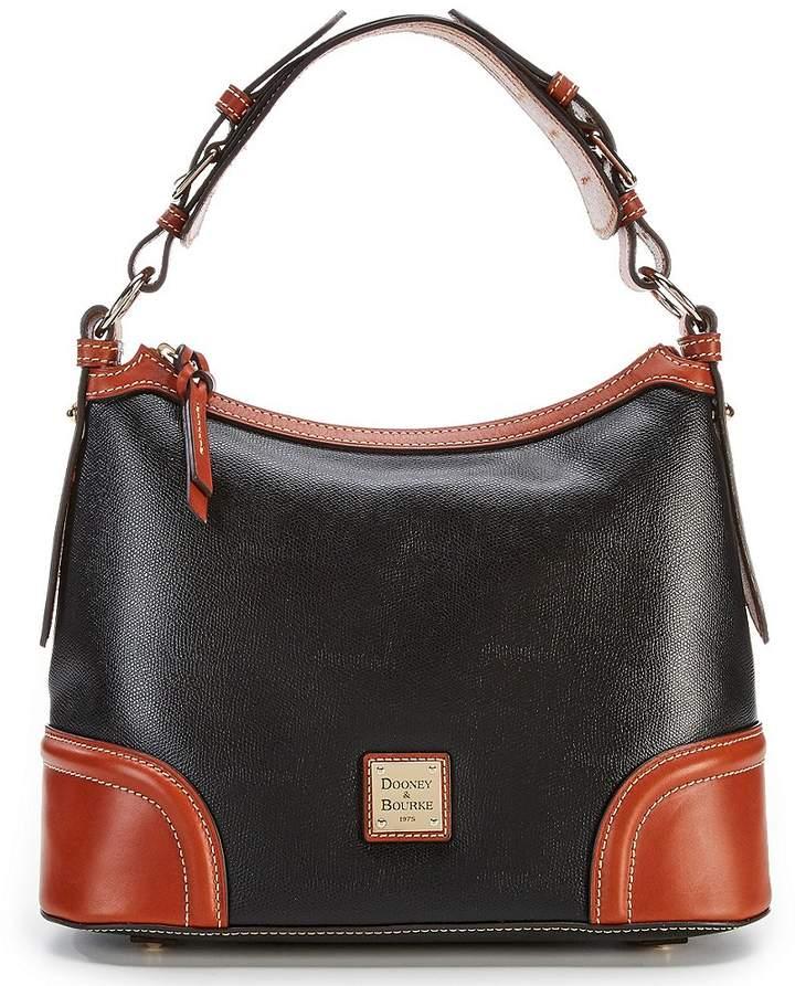 Dooney & Bourke Collins Collection Hobo Bag - BLACK - STYLE