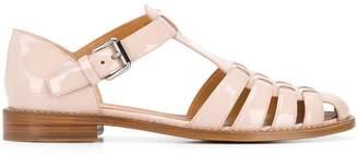 Church's T-bar sandals