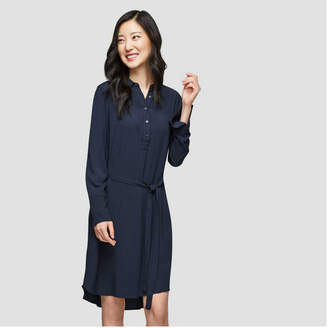Joe Fresh Women's Shirt Dress